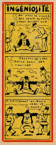 Pat épate 1949 - n°15 - Ingéniosité - 10 avril 1949 - page 12