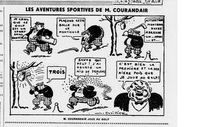 Le Progrès de la Côte d'Or - 1937 - 04 - jeudi 22 avril 1937 - Courandair