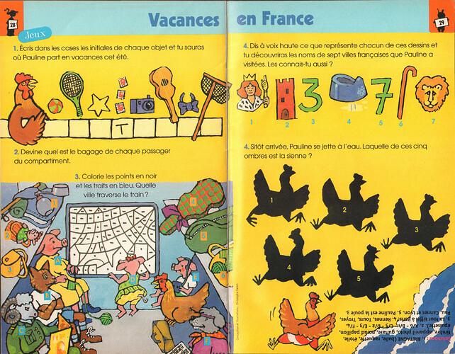 Semaine de Perlin - n°1122 - du 27 juin au 3 juillet 1998 - pages 28 et 29