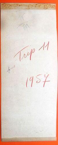 Cuvillier - Planche originale - Sylvain et Sylvette - Le Château reconquis - 1957 (7)