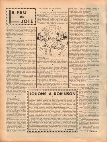 Ames Vaillantes 1937 - n°4 - 30 décembre 1937 - page 6