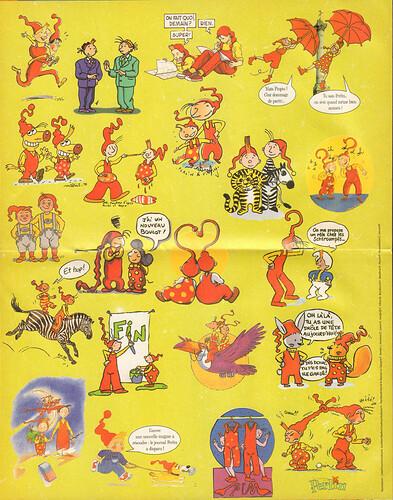Semaine de Perlin - n°1122 - du 27 juin au 3 juillet 1998 - pages 16 et 17
