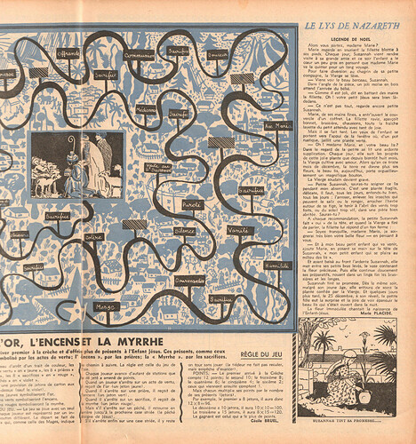 Ames Vaillantes 1937 - n°3 - 23  décembre 1937 - page 9