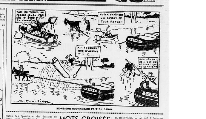 Le Progrès de la Côte d'Or - 1937 - 03 - jeudi 18 mars 1937 - Courandair