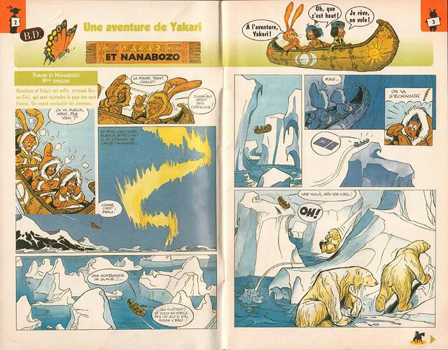 Semaine de Perlin - n°1122 - du 27 juin au 3 juillet 1998 - pages 1 et 2