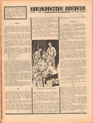 Ames Vaillantes 1937 - n°3 - 23  décembre 1937 - page 14