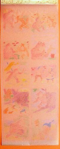 Cuvillier - Planche originale - Sylvain et Sylvette - Le Château reconquis - 1957 (2)