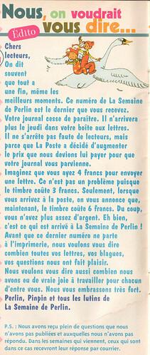 Semaine de Perlin - n°1122 - du 27 juin au 3 juillet 1998 - page 8