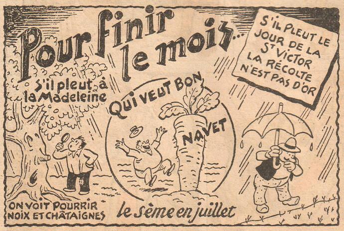 Ames Vaillantes 1948 - n°29 - Pour finir le mois - 18 juillet 1948  - page 2