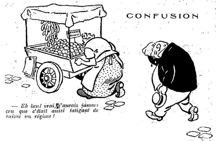 Le Pêle-Mêle 1925 - n°84 - page 3 - Confusion (G) - 27 septembre 1925
