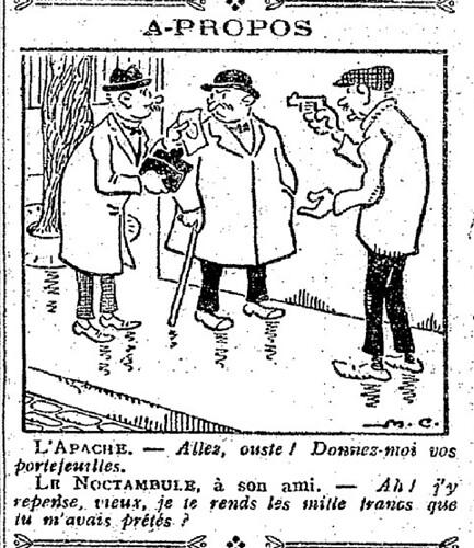 Le Pêle-Mêle 1927 - n°169 - page 11 - A-propos (G) - 15 mai 1927