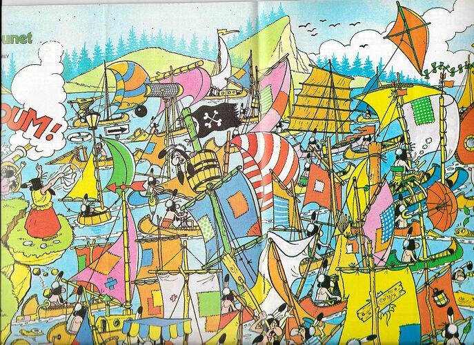 Poster de Bussemey 1980