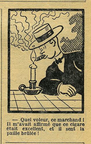 Cri-Cri 1934 - n°831 - page 6 - Dessin sans titre - 30 août 1934