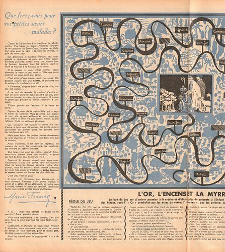 Ames Vaillantes 1937 - n°3 - 23  décembre 1937 - page 8