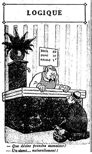 Le Pêle-Mêle 1925 - n°96 - page 10 - Logique (G) - 20 décembre 1925