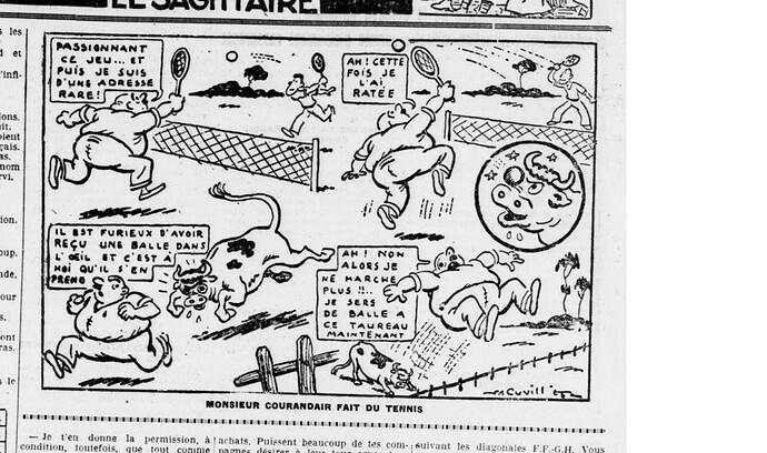 Le Progrès de la Côte d'Or - 1936 - 11 - jeudi 5 novembre 1936 - Courandair