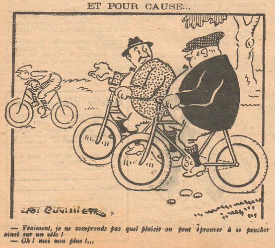 Le Pêle-Mêle 1927 - n°160 - page 6 - Et pour cause - 13 mars 1927