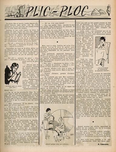 Ames Vaillantes 1937 - n°1 - 8 décembre 1937 - page 7