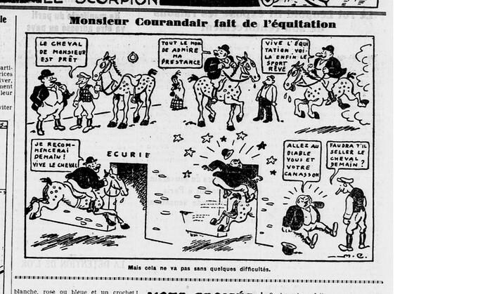 Le Progrès de la Côte d'Or - 1936 - 10 - jeudi 15 octobre 1936 - Courandair