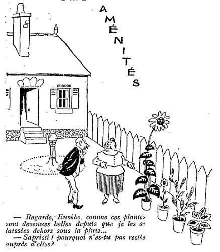 Le Pêle-Mêle 1925 - n°83 - page 18 - Aménités (G) - 20 septembre 1925
