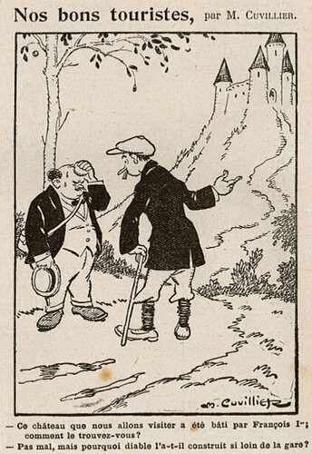Almanach Vermot 1924 - 26 - Mardi 29 juillet 1924