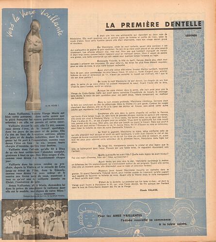 Ames Vaillantes 1937 - n°4 - 30 décembre 1937 - page 5