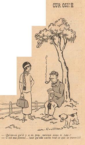 Le Pêle-Mêle 1925 - n°64 - page 3 - Curiosité - 10 mai 1925