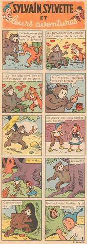 Fripounet et Marisette 1957 - n°11 - 17 mars 1957 - page 6