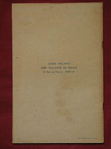 Almanach CV-AV 1947 - Au rythme des saisons et des joies (2)