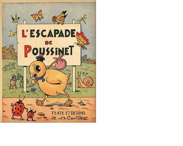 L'escapade de Poussinet - 1er plat