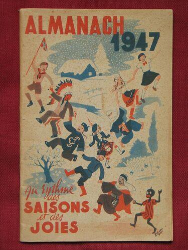 Almanach CV-AV 1947 - Au rythme des saisons et des joies (1)