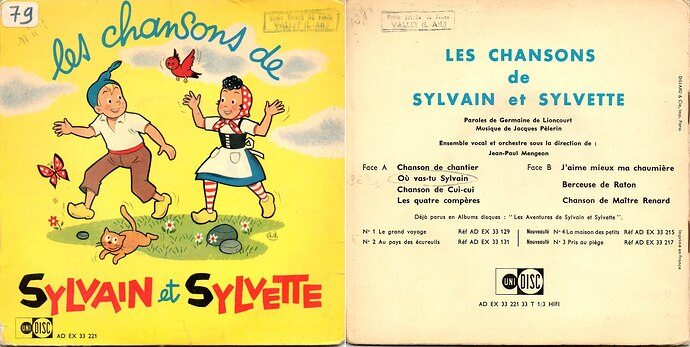 Sylvain & Sylvette 01