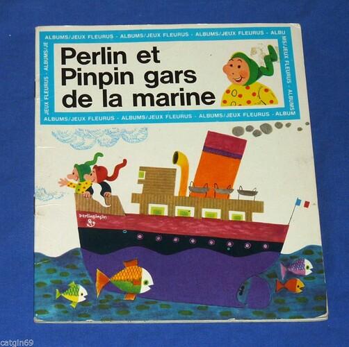 Perlin et Pinpin gars de la marine