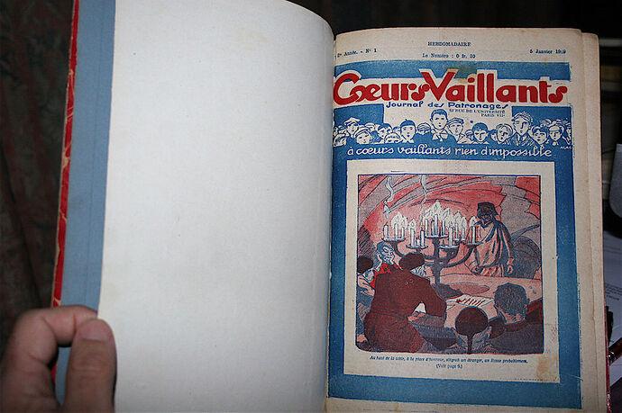 Coeurs Vaillants 1929