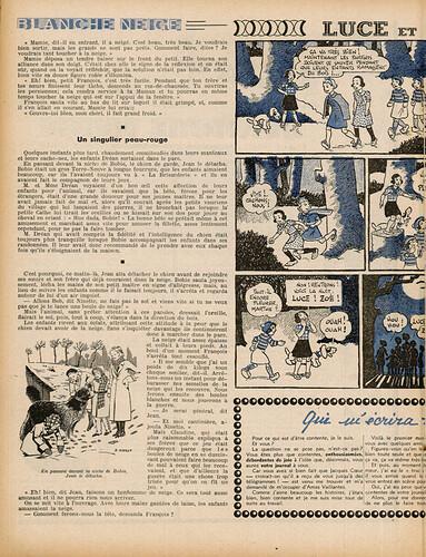 Ames Vaillantes 1937 - n°1 - 8 décembre 1937 - page 4