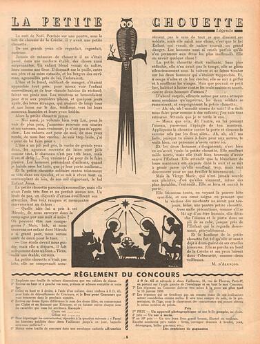 Ames Vaillantes 1937 - n°3 - 23  décembre 1937 - page 3
