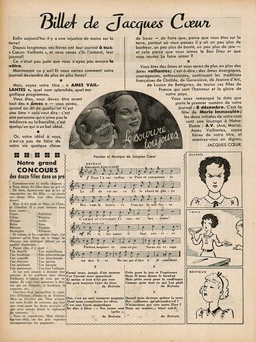 Ames Vaillantes 1937 - n°1 - 8 décembre 1937 - page 2