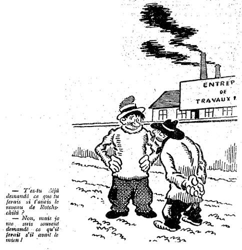 Le Pêle-Mêle 1927 - n°150 - page 3 - T'es-tu déjà demandé ce que tu ferais (G) - 2 janvier 1927