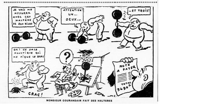 Le Progrès de la Côte d'Or - 1937 - 08 - jeudi 26 août 1937 - Courandair