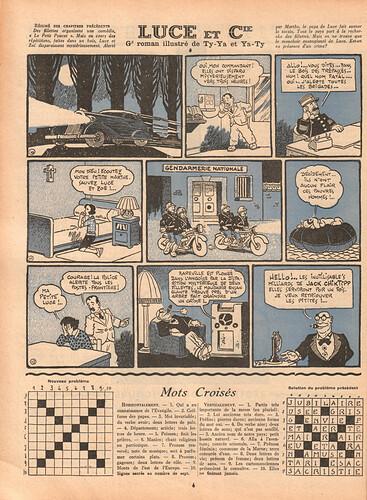 Ames Vaillantes 1937 - n°3 - 23  décembre 1937 - page 4