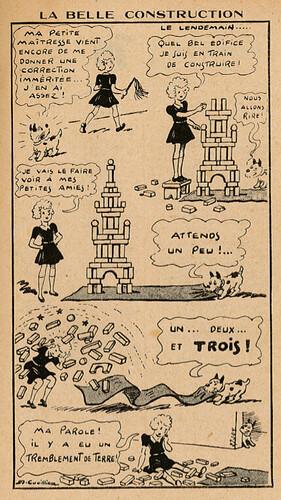 Almanach Lisette 1939 - La belle construction - page 59
