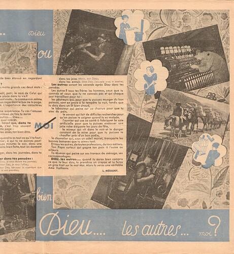 Ames Vaillantes 1938 - n°3 - 20 janvier 1938 - page 5