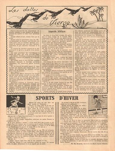 Ames Vaillantes 1938 - n°3 - 20 janvier 1938 - page 2