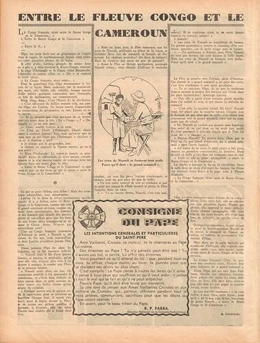 Ames Vaillantes 1938 - n°1 - 6 janvier 1938 - page 2