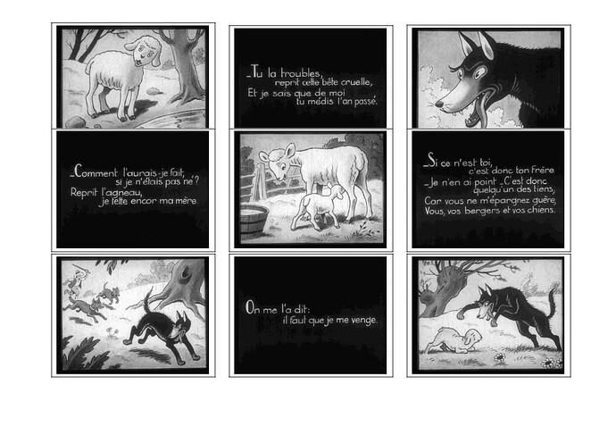 Le Loup et l'Agneau - page 3