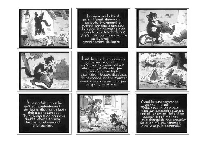 Le Chat Botté - page 3
