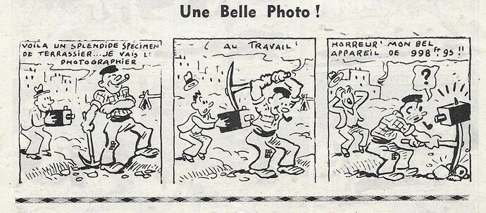 Pat épate 1948 - n°51 - Une belle photo - 19 décembre 1948 - page 14