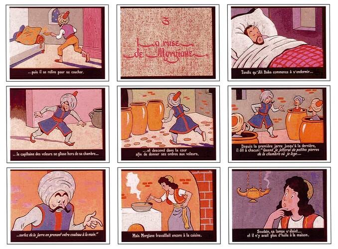 Ali Baba par Cuvillier (9)