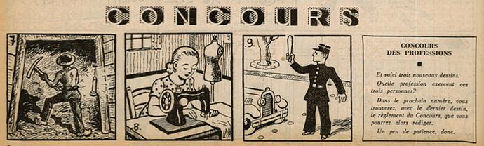 Ames Vaillantes 1938 - n°48 - page 2 - Concours - 1er décembre 1938