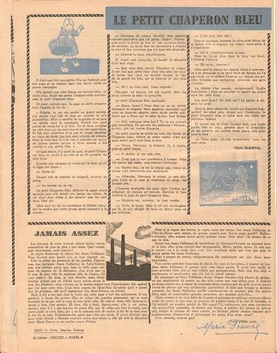 Ames Vaillantes 1938 - n°3 - 20 janvier 1938 - page 8